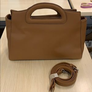 Christian Lacroix handbag in Tan leather